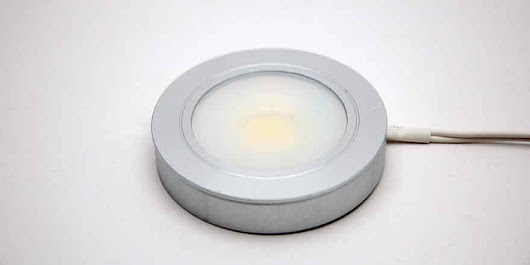 LED Puck Light Recessed/Surface Mounted - HUEDA™ LED