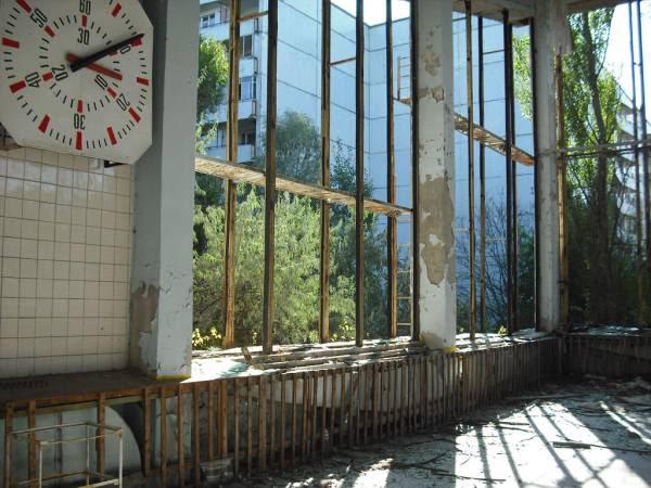 Relógio de Chernobyl