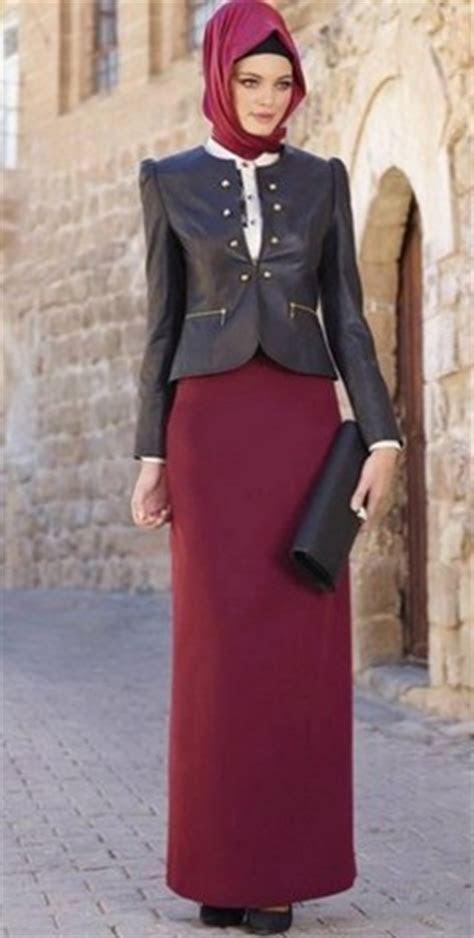 gambar model baju muslim gaul
