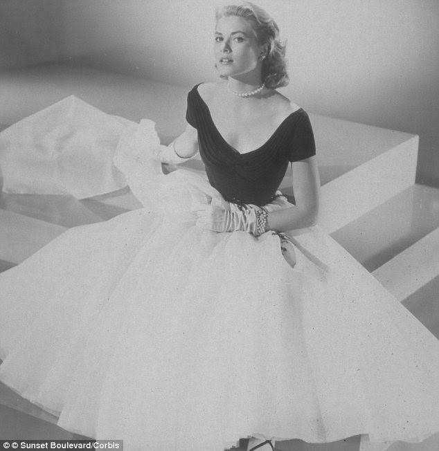 """1954 Grace Kelly em """"Janela Indiscreta"""""""