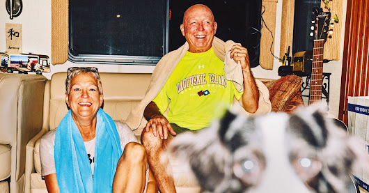 Meet the CamperForce, Amazon's Nomadic Retiree Army