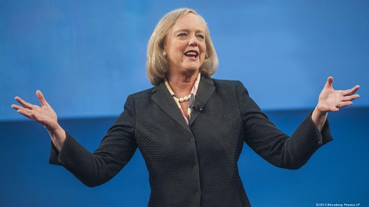 HP CEO Meg Whitman joins Facebook COO Sheryl Sandberg on SurveyMonkey board - Silicon Valley Business Journal