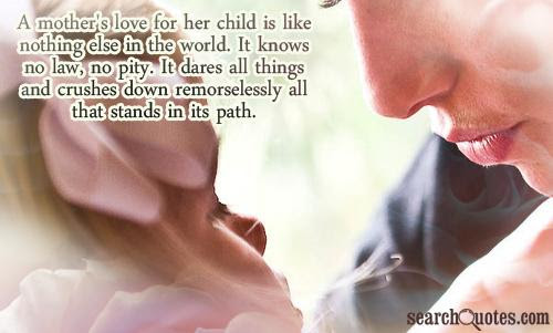 Loving Mother Quotes From Daughter