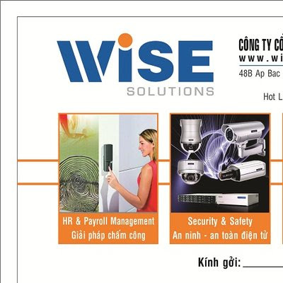 Wise Solutions (@WiseSolutionsVN) | Twitter