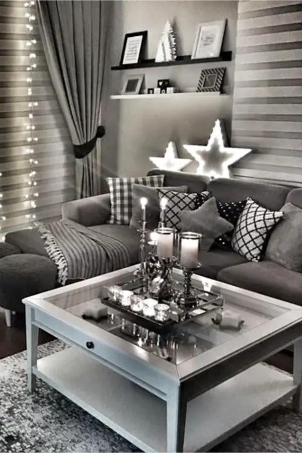 Latest Grey And White Living Room Decor Ideas - interior design