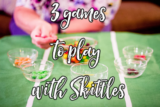 3 games to play with Skittles® - stephanieorefice.net