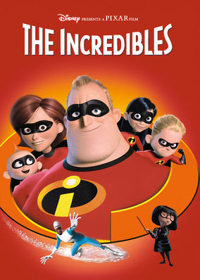 Incredibles (Taiwan Version), The