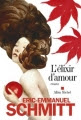 Couverture L'élixir d'amour Editions Albin Michel 2014