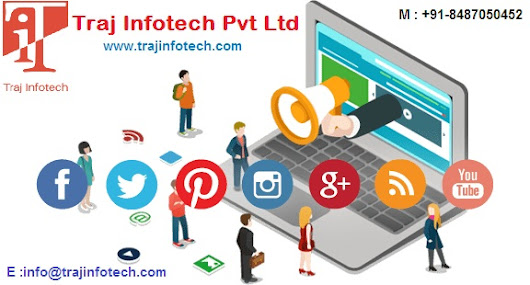 The Benefits of Outsourcing Digital Marketing – Traj InfoTech