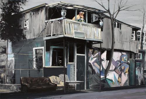 paco pomet nine artist painter painting