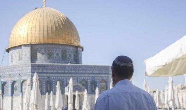 """Monte do Templo poderá ter """"apenas nomes muçulmanos"""