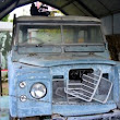 Marley's 1977 Land Rover Rasta-ration well on its way