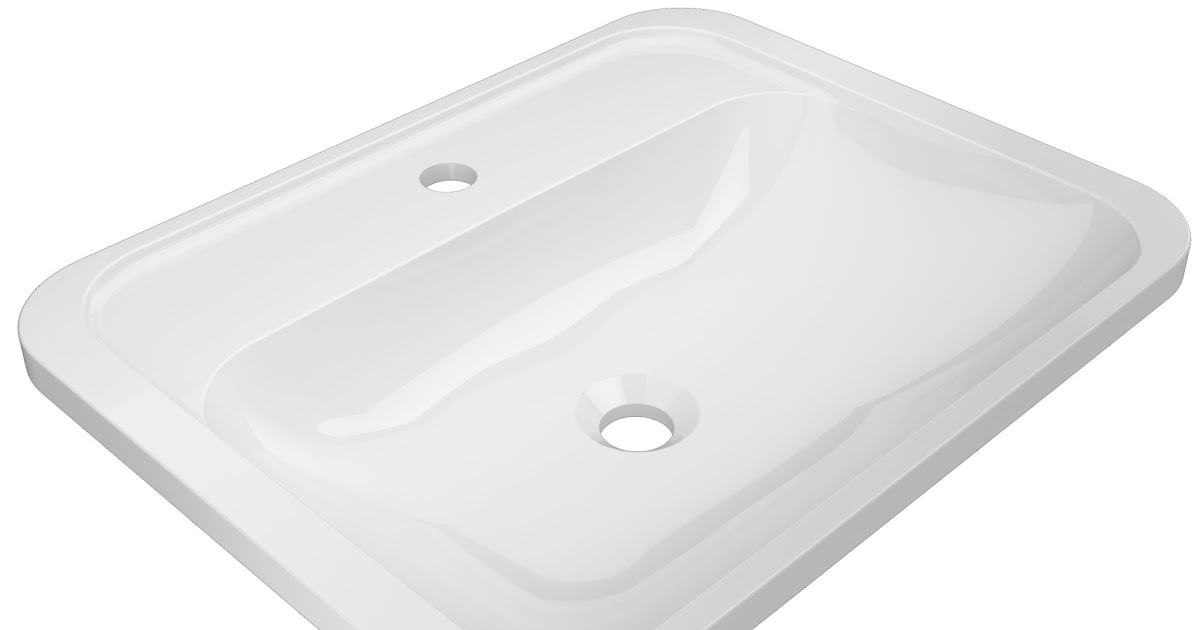 Undermount Bathroom Sink With Faucet Holes - beautiful ...