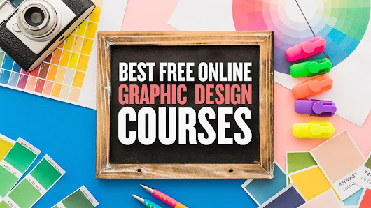 10 Best FREE Graphic Design Courses Online