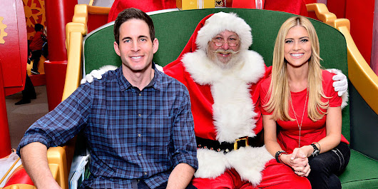 10 Things You May Not Know About Tarek And Christina From 'Flip or Flop'