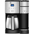 Cuisinart Coffee Center 10-Cup Thermal Single-Serve Brewer Coffeemaker