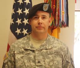 Staff Sgt Estevan Altamirano