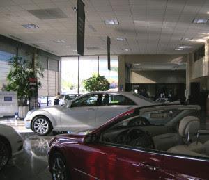 Mercedes Benz, Sacramento | capcitydesign.com
