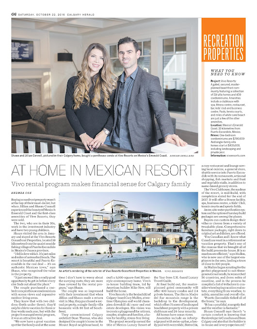 At home in Mexican resort - dHz Media