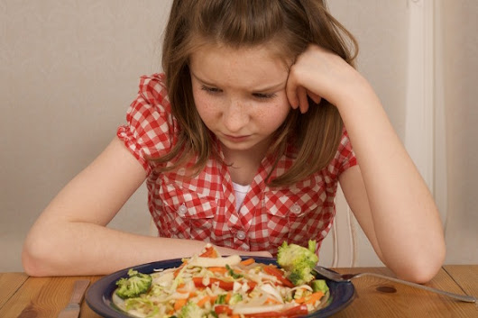 How to Prevent your Child from Developing an Eating Disorder