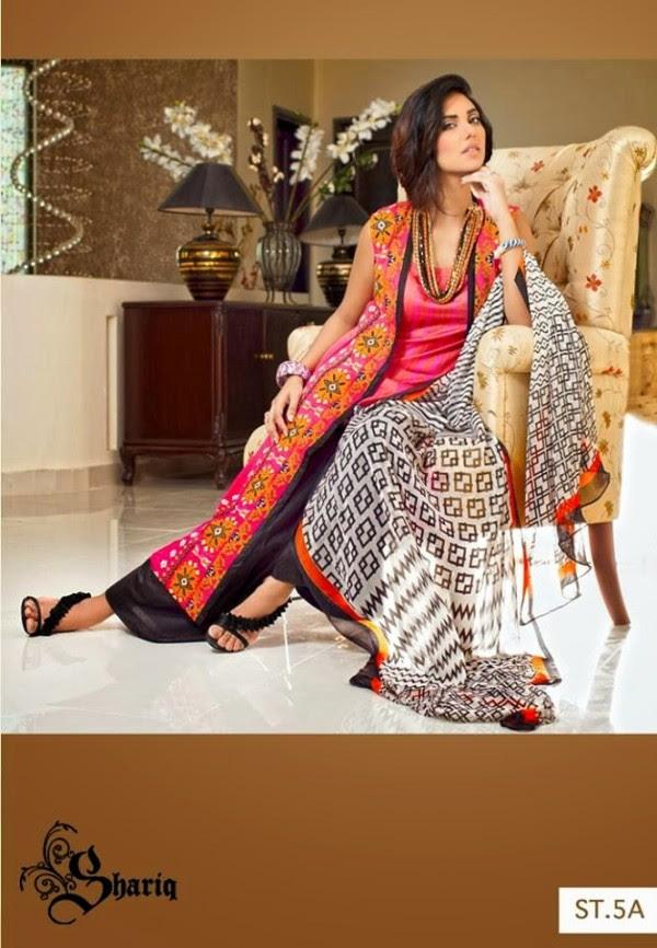 Girls-Women-Wear-Beautiful-New-Winter-Autumn-Clothes-2013-14-by-Shariq-Textile-12