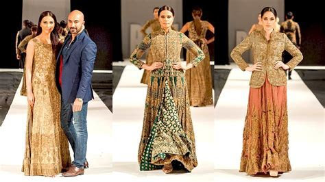 Best Pakistan Designers Fashion week And Red carpet 2018