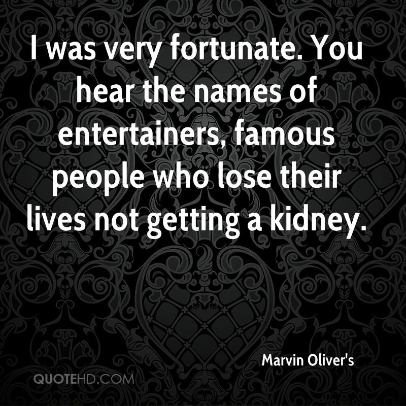 Marvin Olivers Quotes Quotehd