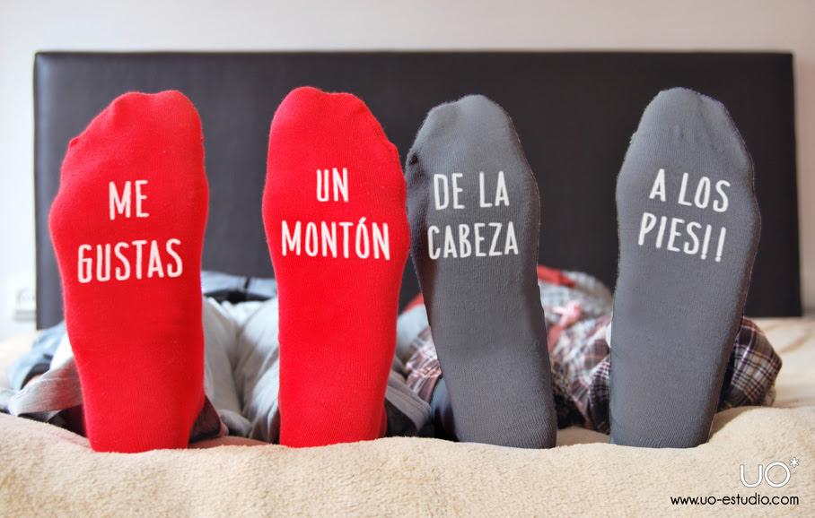 Unos Calcetines Llenos De Amor El Blog De Uo