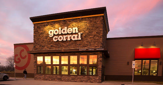 How Golden Corral is bucking the buffet collapse