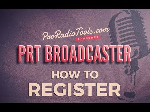 Get Hot Coupon: How to register my software ( Icecast SHOUTcast
