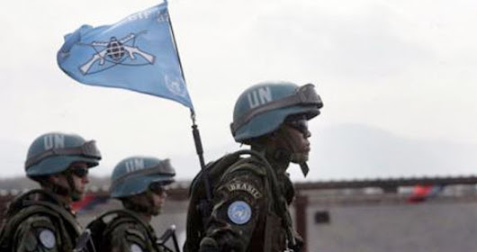 UN Troops to Kill Americans Who Won't Give Up Their Guns - Dave Hodges - The Common Sense Show