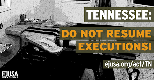 Petition: Stop Eleven Executions in Tennessee