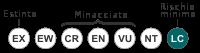 Status iucn3.1 LC it.svg