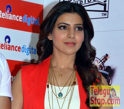 Samantha Dubbing her Own Voice For A…Aa Movie
