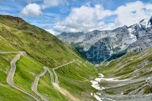 Top 10 Destinations for Motorcycle Touring In Europe