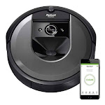 iRobot Roomba i7 7150 Wi-Fi Connected with Imprint Smart Mapping - i715020