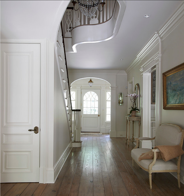 Traditional Hallway Design Ideas