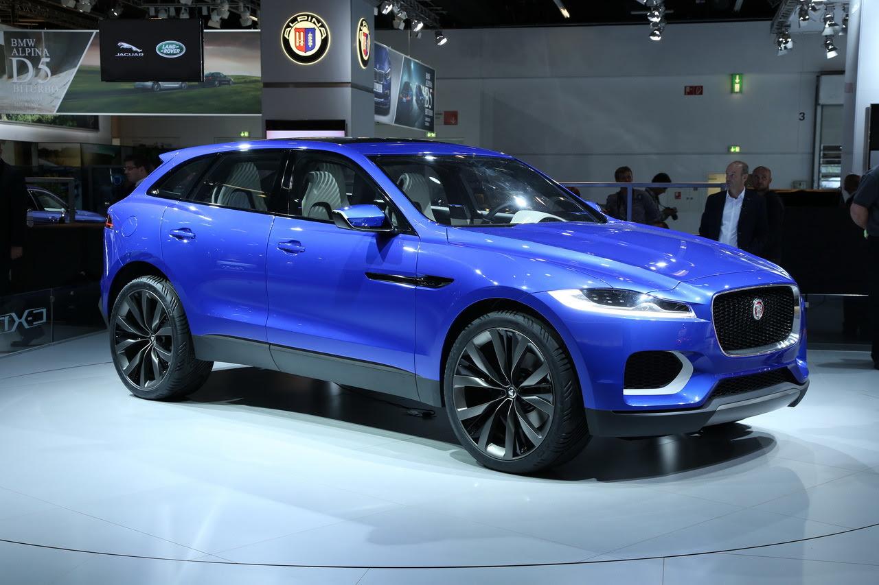 Jaguar C-X17 - Jaguar promet de révolutionner le marché avec son SUV