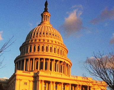 File:United States Capitol at sunset, cropped.PNG