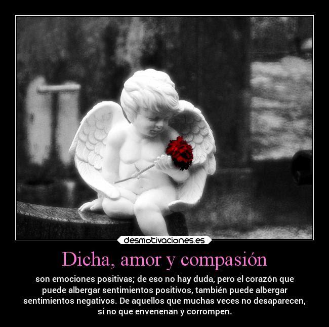 Dicha Amor Y Compasion Desmotivaciones
