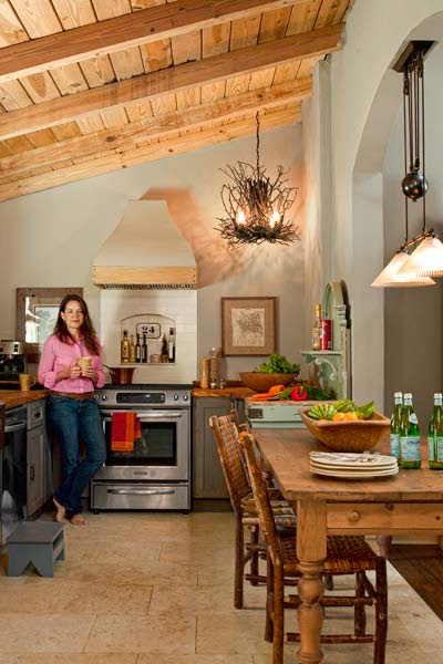 Fortunate Find | Cottage-Style Comeback for a 1950s Stucco Ranch ...