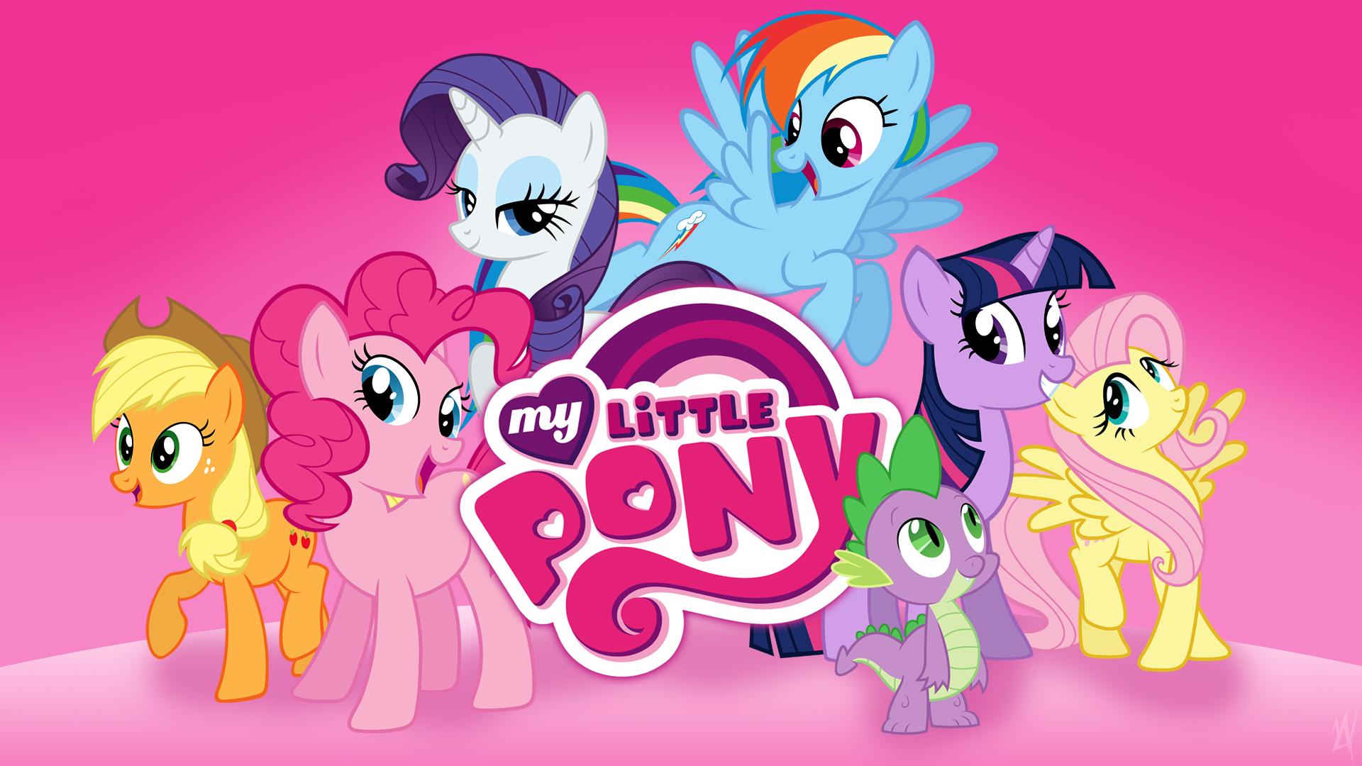 My Little Pony Wallpaper 1920x1080 61149