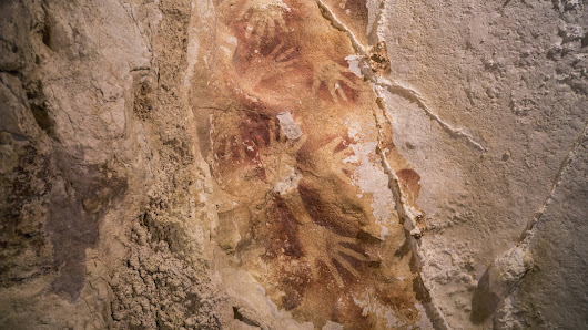 Cave Paintings in Indonesia May Be Among the Oldest Known  - NYTimes.com