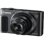 Canon PowerShot SX620 20.2MP Wifi / NFC Point and Shoot Digital Camera Black