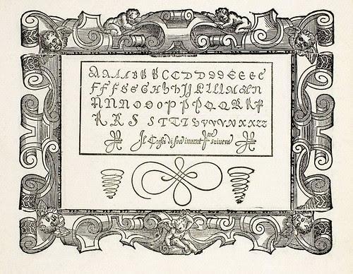 Francesco Giovanni Cresci - Il Perfetto Scrittore - 1570 a