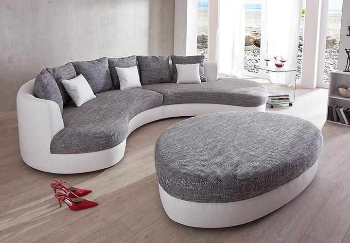 esszimmer sofa grau