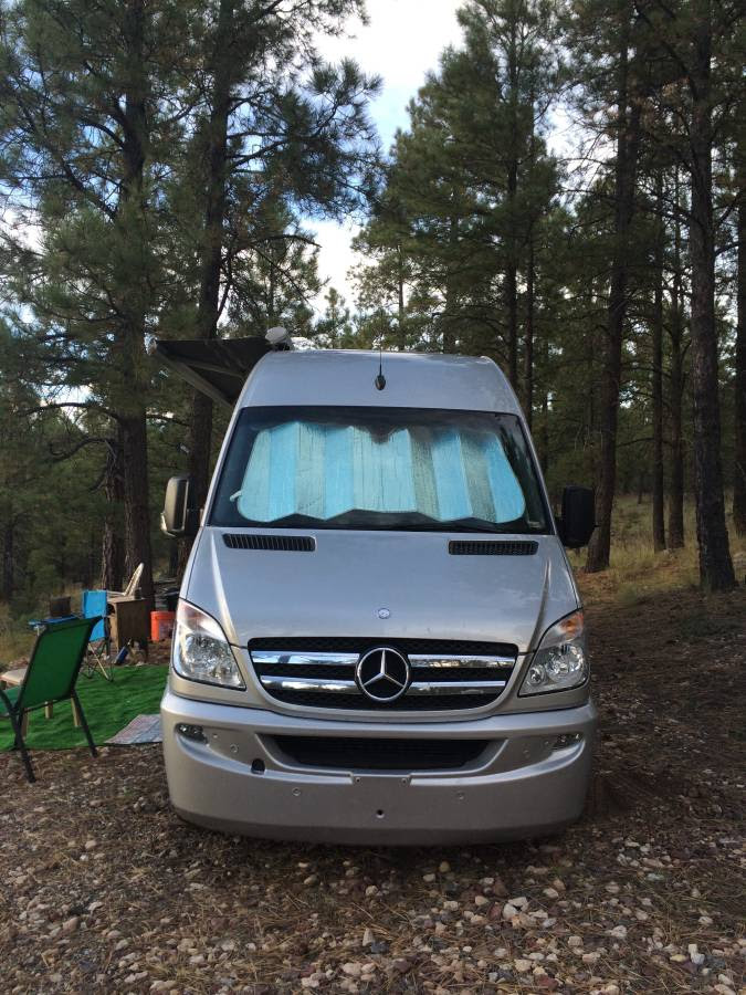 2013 Airstream Mercedes Sprinter Camper For Sale in ...