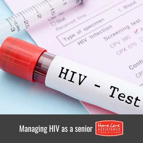 Managing HIV & AIDS in the Senior Years