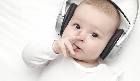 Does listening to music help babies learn faster?