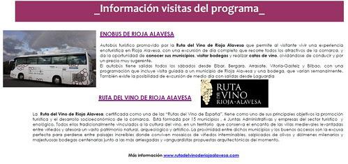 I Excursión de Blogeu a la Rioja Alavesa5
